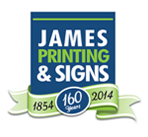 James Printing and Signs